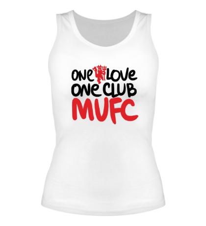 Женская майка One Club