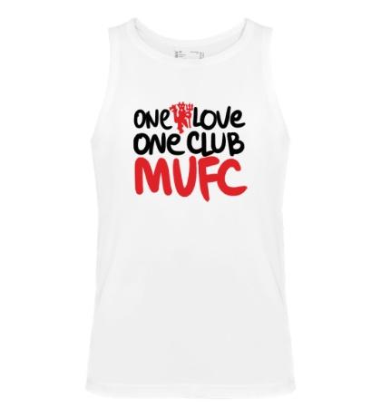 Мужская майка One Club