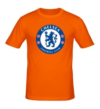 Мужская футболка FC Chelsea Emblem