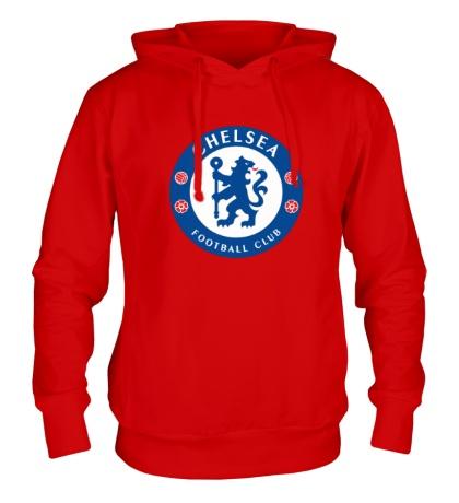 Толстовка с капюшоном FC Chelsea Emblem