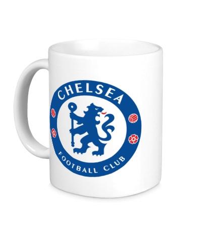 Керамическая кружка FC Chelsea Emblem