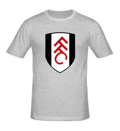 Мужская футболка FC Fulham Emblem
