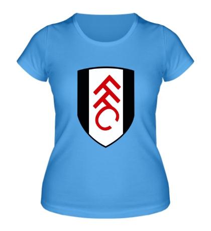 Женская футболка FC Fulham Emblem