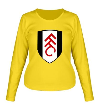 Женский лонгслив FC Fulham Emblem