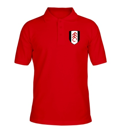 Рубашка поло FC Fulham Emblem