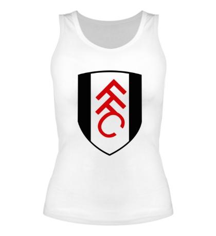 Женская майка FC Fulham Emblem