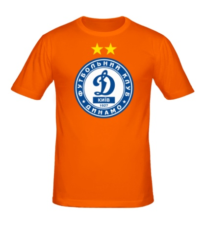 Мужская футболка «FC Dinamo Kiev»