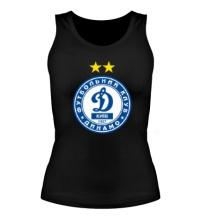 Женская майка FC Dinamo Kiev