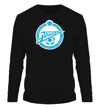 Мужской лонгслив FC Zenit Emblem