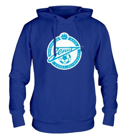 Толстовка с капюшоном FC Zenit Emblem