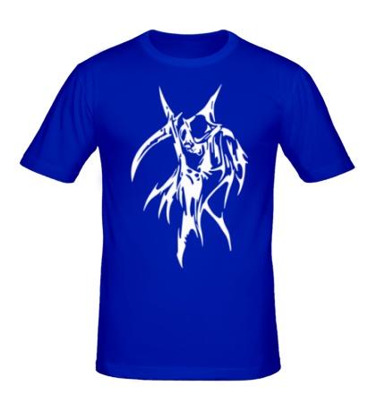 Мужская футболка Смерть с косой