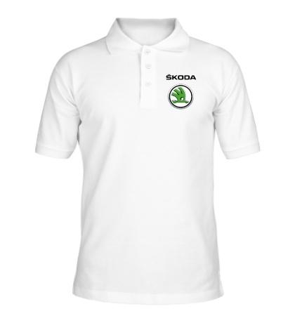 Рубашка поло Skoda