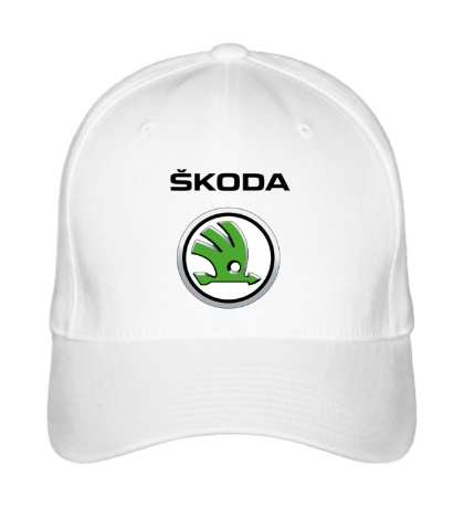 Бейсболка Skoda