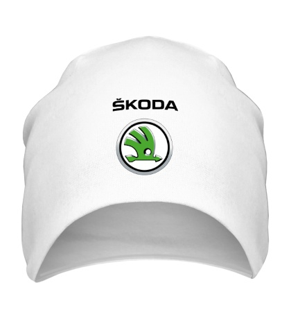 Шапка Skoda