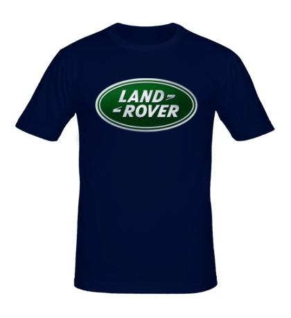Мужская футболка Land Rover