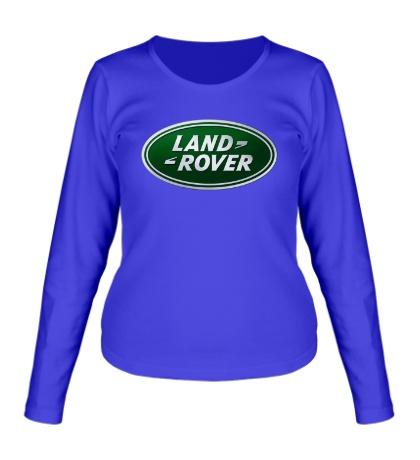 Женский лонгслив Land Rover