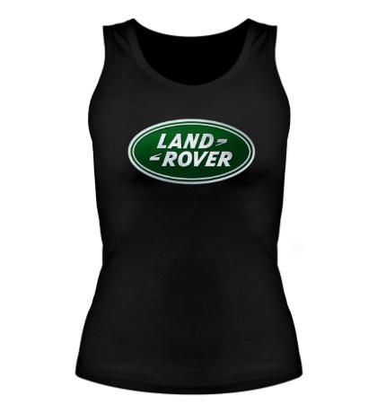 Женская майка Land Rover