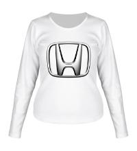 Женский лонгслив Honda Mark