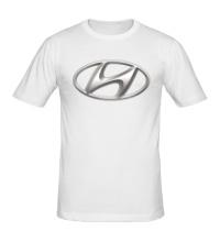 Мужская футболка Hyundai Mark