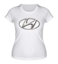 Женская футболка Hyundai Mark