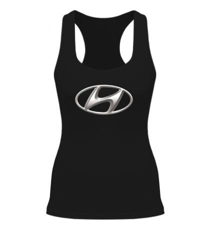Женская борцовка Hyundai Mark