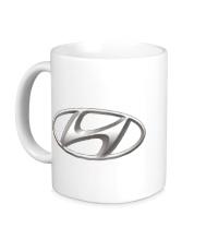 Керамическая кружка Hyundai Mark