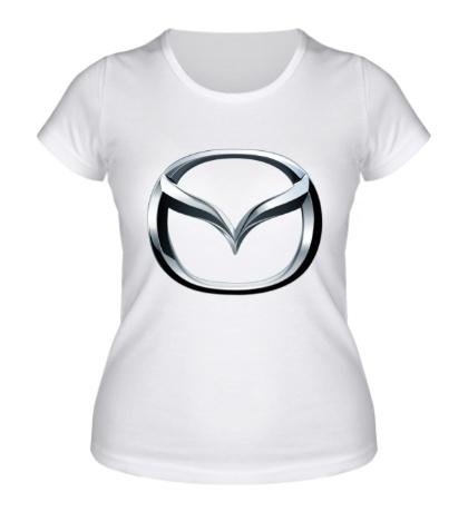 Женская футболка Mazda Mark