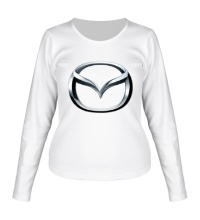 Женский лонгслив Mazda Mark