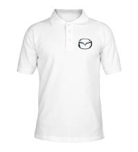 Рубашка поло Mazda Mark