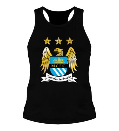 Мужская борцовка FC Manchester City Emblem