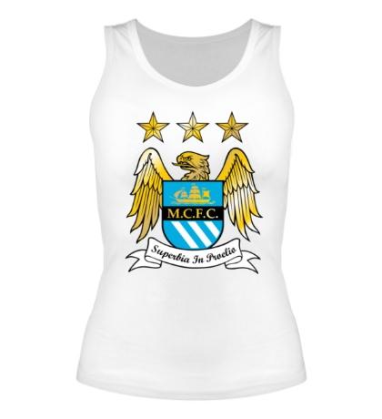 Женская майка FC Manchester City Emblem
