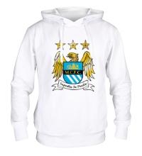 Толстовка с капюшоном FC Manchester City Emblem