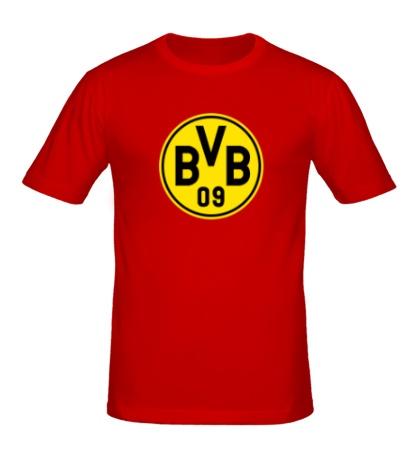 Мужская футболка FC Borussia Dortmund Emblem