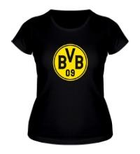Женская футболка FC Borussia Dortmund Emblem