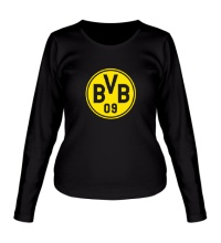 Женский лонгслив FC Borussia Dortmund Emblem