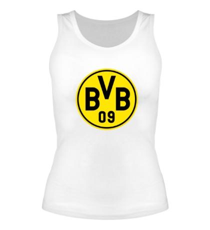 Женская майка FC Borussia Dortmund Emblem