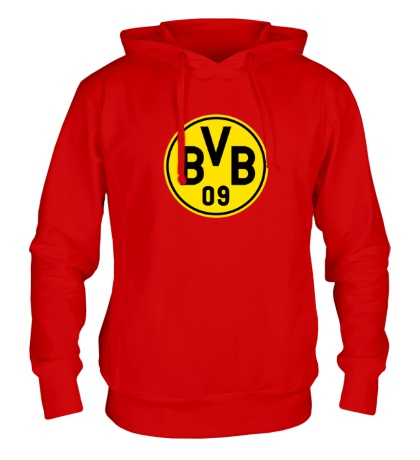Толстовка с капюшоном FC Borussia Dortmund Emblem