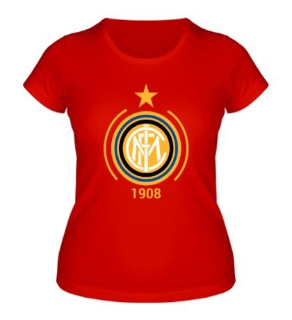 Женская футболка FC Inter Emblem
