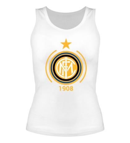 Женская майка FC Inter Emblem