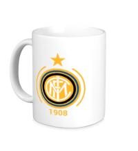 Керамическая кружка FC Inter Emblem
