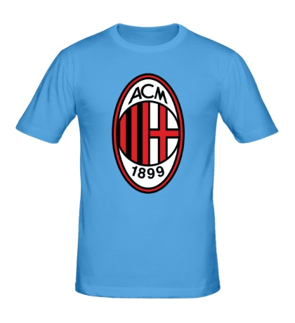 Мужская футболка FC Milan Emblem