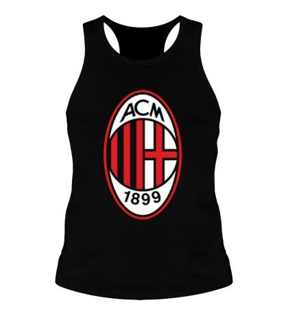 Мужская борцовка FC Milan Emblem
