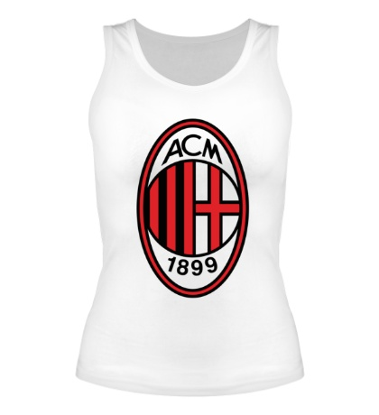 Женская майка FC Milan Emblem