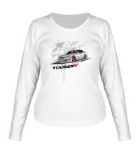 Женский лонгслив Toyota Mark Tourer V