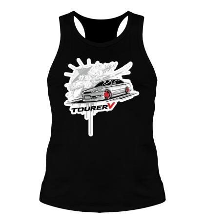 Мужская борцовка Toyota Mark Tourer V