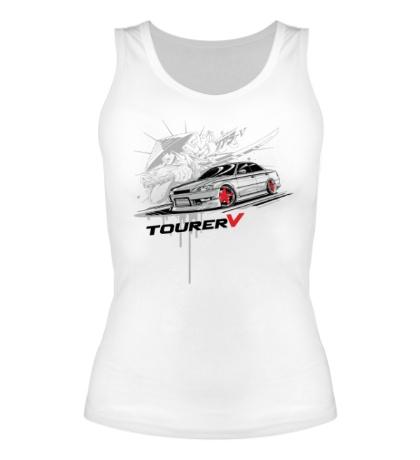 Женская майка Toyota Mark Tourer V