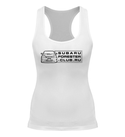 Женская борцовка Subaru Forester Club