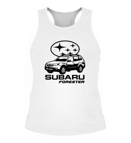 Мужская борцовка SUBARU Forester