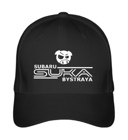 Бейсболка Subaru SUKA Быстрая