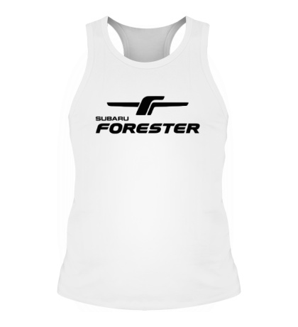 Мужская борцовка Subaru Forester Sign